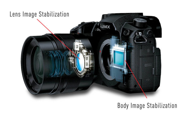 Lumix Gh5 Key Feature Dual Is2