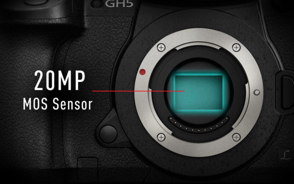 Lumix Gh5 Key Feature Mos Sensor